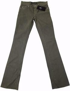 """New ROCK & REPUBLIC Abigail JEANS 26"""" Waist Tag 25 Baby Boot Cut Made In USA NWT"""