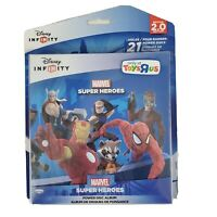 Disney Infinity 2.0 3.0 Marvel Power Disc Album Holds 21 Discs Only at Toys R Us