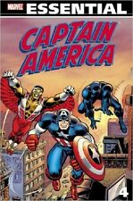 Marvel Essential Captain America Volume 4 TPB new unread