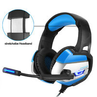 Gaming Headphone Noise Cancelling Computer PC PS4 with Microphone ONIKUMA K5