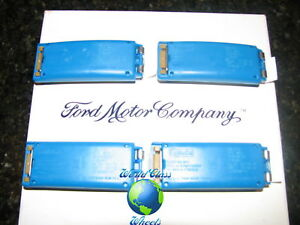 *BRAND NEW* FORD OEM TPMS SENSORS ONLY, 0 MILE TAKE OFFS Set Of (4)  *BRAND NEW*