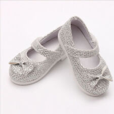 US STOCK  Beautiful Doll Shoes Fits 18 Inch Doll and Other 18 Inch Doll