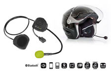 Twiins D3 Bluetooth Motorcycle Helmet Kit - Twin Earpiece Phone GPS MP3 Intercom
