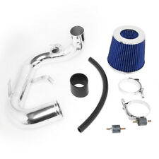 Blue Filter Aluminum Cold Air Intake System Kit Replacement For 04-06 Scion xA
