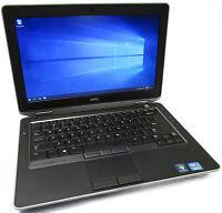 """Dell Latitude E6330 13.3"""" Intel Core i7-3540M 3.0GHz 8GB BT DVDROM NO HDD/OS"""