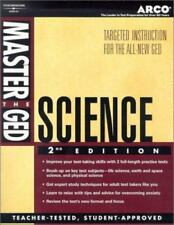 Master the GED Science, Arco, Acceptable Book