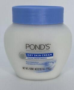 ✅Ponds Hydrating Dry Skin Cream - 10.1oz, Facial Moisturizer Rich Hydration
