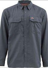 Simm Coldweather Shirt Oxford Blue XL