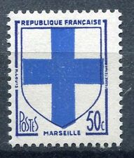 FRANCE TIMBRE NEUF N° 1180 ** ARMOIRIES MARSEILLE