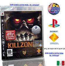 KILLZONE 2 PS3 NUOVO VERSIONE UFFICIALE ITALIANA SONY