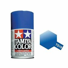 Tamiya TS-19 Metallic Blue Spray Paint Can 3 oz 100ml 85008 Mid-America