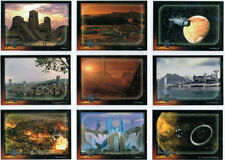 Sci-Fi SkyBox Complete Non-Sport Trading Card Sets