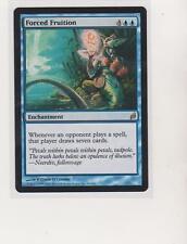 1x Forced Fruition Lorwyn Blue EDH Rare Card MTG Magic The Gathering NM