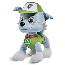 Paw Patrol Deluxe Phrases and Sounds 30cm Plush Real Talking Chase Fast Post