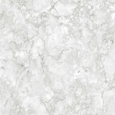 Light Grey Marble Effect Wallpaper by Muriva Quality Washable Vinyl E85509