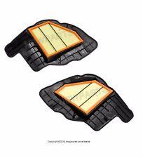 BMW E70 E71 X5 X6 F01 F04 750Li 750i F10 650i 2x Air Filter Left Right Mahle OEM