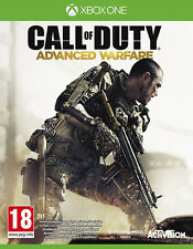 Call of duty advanced warfare XBox One * en excellent état *