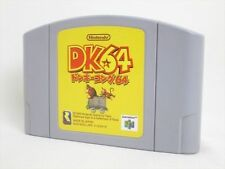 DONKEY KONG 64 Nintendo 64 Import Japan Video Game Cartridge n6c *