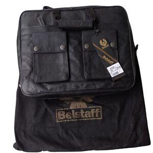 BELSTAFF leather BAG borsa in pelle NUOVA - BRAND NEW!