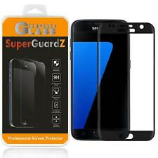 SuperGuardZ® Tempered Glass Screen Protector Shield Saver For Samsung Galaxy S7