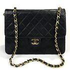 Chanel Bag Shoulder Bag Matrasse Ramskin Authentic Used