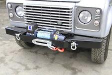 Goodwinch Land Rover Defender Air con winch bumper