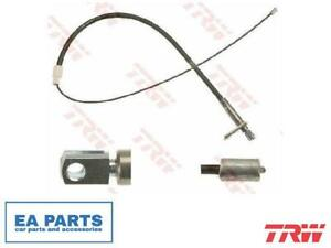 Cable, parking brake for MERCEDES-BENZ TRW GCH153