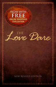 The Love Dare - Paperback By Kendrick, Alex - GOOD