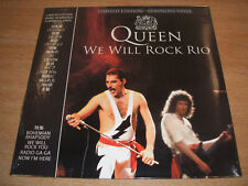 Queen ‎– We Will Rock Rio  Vinyl, LP ltd luminous colour  Stereo, Hand Numbered