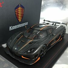 1/18 Frontiart #F042-13 Koenigsegg Agera RS Carbon Ltd 300 pcs with display case