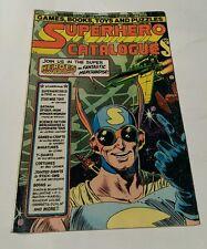 Superhero catalogue # 3, 1978
