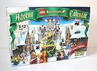 LEGO® Kingdoms 7952 Adventskalender 2010 NEU OVP MISB Castle Ritter Burg