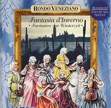 RONDO VENEZIANO : FANTASIA D'INVERNO / CD - TOP-ZUSTAND