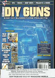 AMERICAN HANDGUNNER MAGAZINE,  DIY GUNS     SPECIAL EDITION, 2021    VOL,  # 26