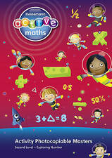 Heinemann Active Maths Exploring Number: Second level: Second Level Activity Pho