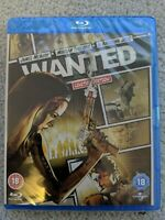 Wanted - Reel Heros Edition (Blu-ray, 2012)