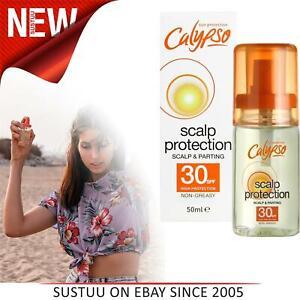Calypso Scalp & Parting Sun Protection Hair Spray SPF30│Non Greasy│50ml