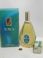BIG VINTAGE TOSCA 4711 EAU DE COLOGNE 6.4oz/190mlSplashFULL GERMANY HARD to FIND