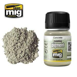 AMMO by MIG Pigments Concrete AMIG3010