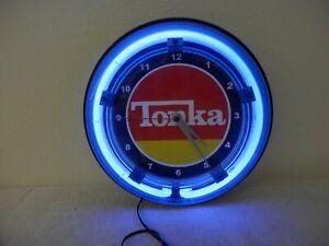 1970 Tonka neon Wall Clock