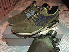 ASICS GEL KAYANO TRAINER FOOTPATROL US 10.5 UK 9.5 44.5 FIEG SAGE MINT SAGA LYTE