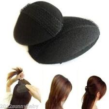 Hot Womens Hair Tools Bump Puff Paste Princesses Head Shape Sponge Pad Device