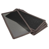 AM_ 12x24cm PC Case Cooling Fan Magnetic Dust Filter Mesh Net Cover Computer Gua