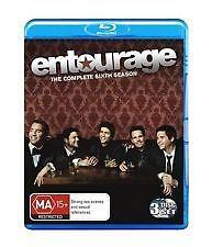 Entourage Season 6 - New/Sealed Blu Ray Region B