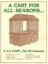 Mall Vendor Cart - Kiosk