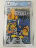 Detective Comics #675 CGC 9.4 NM Platinum Edition Variant 1994 DC Comics