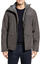 NWT NORTH FACE Canyonlands Triclimate Insulated 3-in-1 Jacket SZ L Asphalt Grey