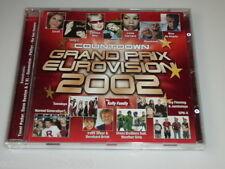 COUNTDOWN GRAND PRIX 2002 CD MIT NINO DE ANGELO - KELLY FAMILY - WEATHER GIRLS