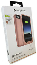 Mophie iPhone 6 PLUS / 6S PLUS Juice Pack Charging Cover Case - Rose Gold