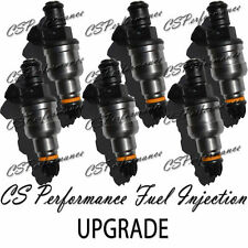 OEM Bosch UPGRADE Fuel Injectors for Porsche 911 3.6L H6 4-Hole Stock Flow Rate